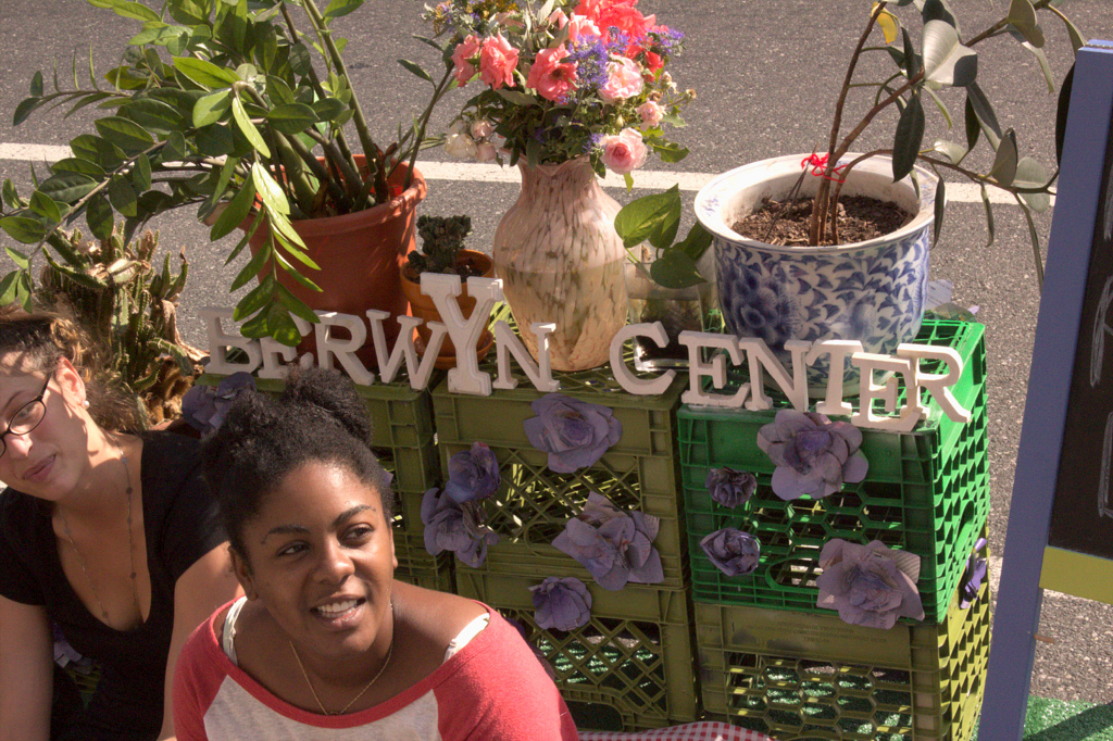 The Berwyn Center PARK(ing) in The Eraserhood